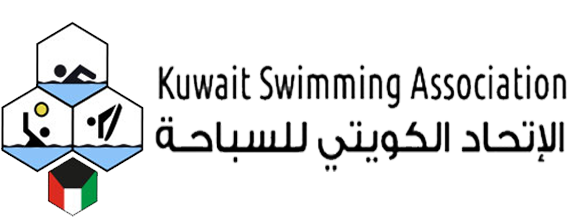 kuwait swimming federation logo