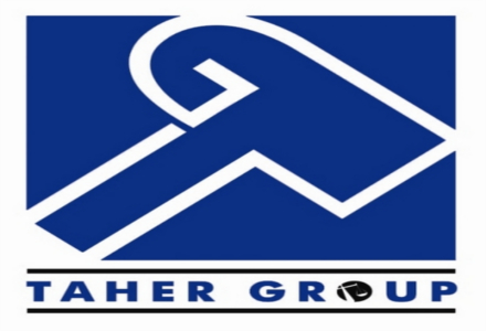 taher group logo